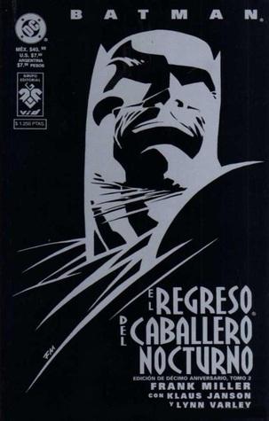 Batman: El Regreso del caballero nocturno, edición aniversario tomo 2