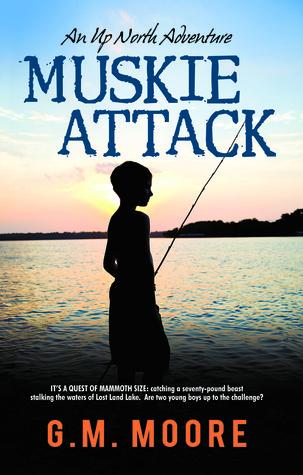 Muskie Attack(Up North Adventures 1)