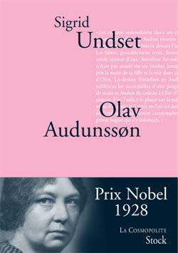 Olav Audunsson by Sigrid Undset