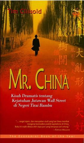 Mr. China: Kisah Dramatis tentang Kejatuhan Wall Street di Negara Tirai Bambu