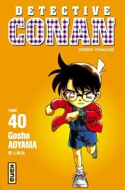 Détective Conan, Tome 40