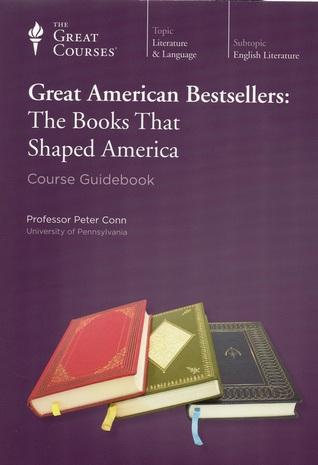 Great American Bestsellers by Peter Conn