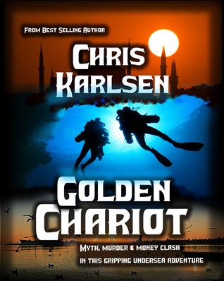 Golden Chariot by Chris Karlsen