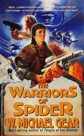 The Warriors of Spider(Spider Trilogy 1)