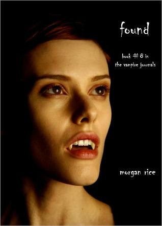 Found The Vampire Journals 8