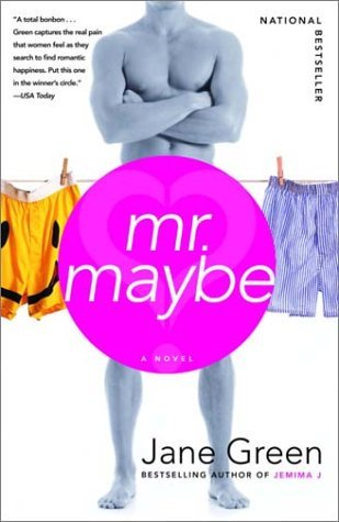 Ebook Mr. Maybe by Jane Green TXT!