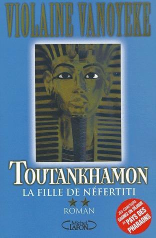 Toutankhamon Tome 2: La Fille De Néfertiti