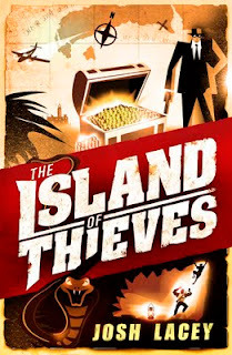 The Island of Thieves (Tom Trelawney #1)
