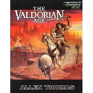 The Valdorian Age by Allen Thomas