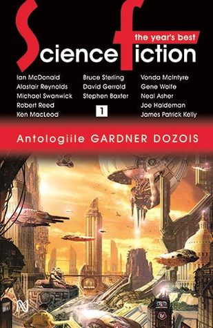The Year's Best Science Fiction, Volumul 1