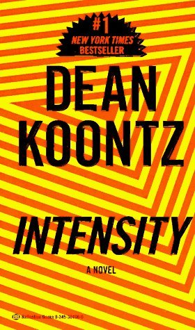Image result for Intensity by Dean Koontz