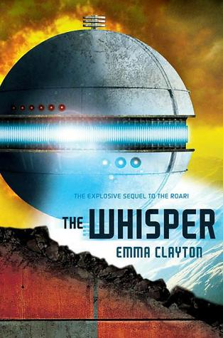 The Whisper by Emma Clayton thumbnail