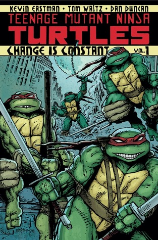 Teenage Mutant Ninja Turtles, Volume 1 by Kevin Eastman