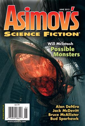 Asimov's Science Fiction, June 2012