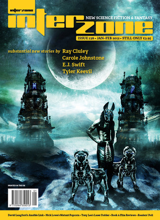 Interzone 238, January-February 2012 (Interzone, #238)
