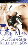 One Man Advantage (Heller Brothers, #3)