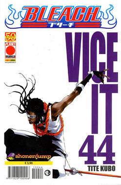 Ebook Bleach #44: Vice It by Tite Kubo PDF!