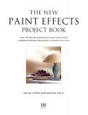 The New Paint Effects Project Book by Sacha Cohen