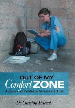 Out of My Comfort Zone by Christine Pascual