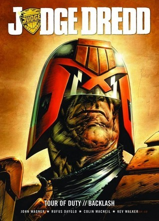 Judge Dredd - Tour of Duty: The Backlash