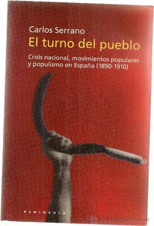 El turno del pueblo by Carlos Serrano