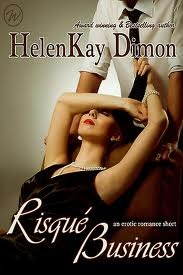 Risque Business (Sleeping with the Boss, #1)