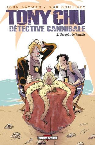 Tony Chu, Détective Cannibale 2