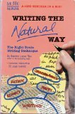 Writing the Natural Way: The Right-Brain Writing Technique