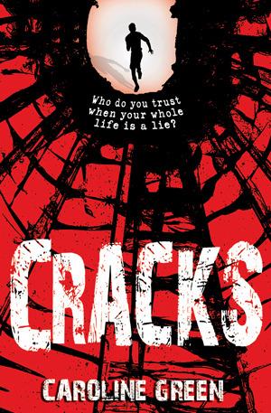 Cracks by Caroline  Green