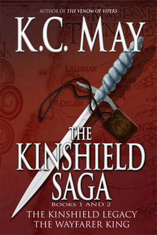 The Kinshield Saga by K.C. May