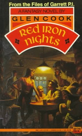 Red Iron Nights by Glen Cook