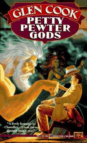 Petty Pewter Gods (Garrett P.I., #8)