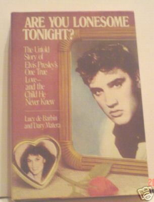 Are you Lonesome Tonight? by Lucy De Barbin