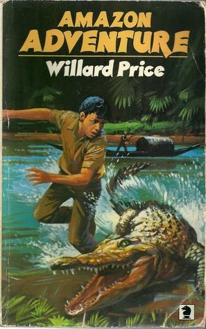 Amazon Adventure (Knight Books)