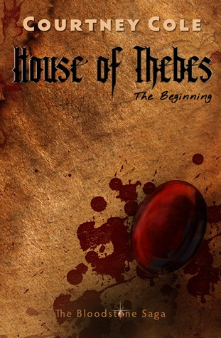 House of Thebes by Courtney Cole