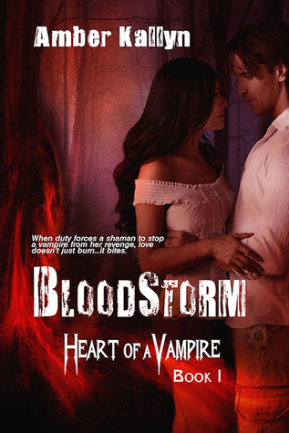 Bloodstorm by Amber Kallyn