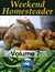 Weekend Homesteader: November