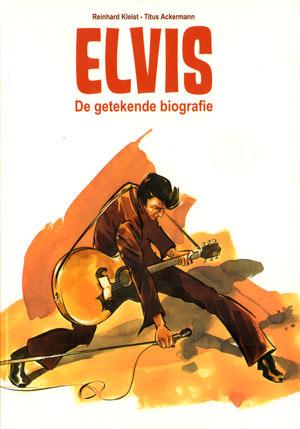 Elvis. De getekende biografie