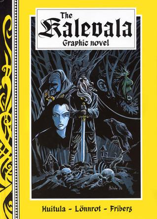 The Kalevala Graphic Novel