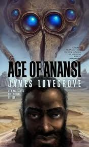 Ebook Age of Anansi by James Lovegrove DOC!