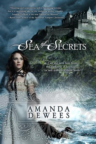 Sea of Secrets by Amanda DeWees