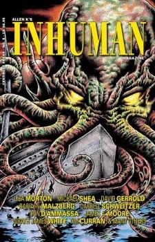 Allen K's Inhuman Magazine Issue #5, Fall 2011