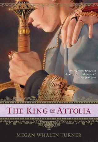 The King of Attolia(The Queens Thief 3)