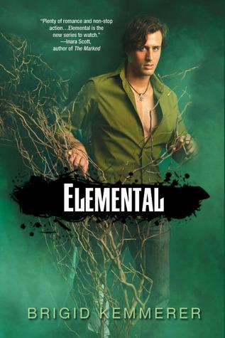 Elemental by Brigid Kemmerer