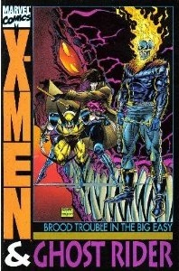 X-Men/Ghost Rider: Brood Trouble in the Big Easy