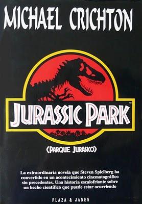 Parque Jurásico (Parque Jurásico, #1)