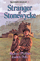 Stranger at Stonewycke by Michael R. Phillips