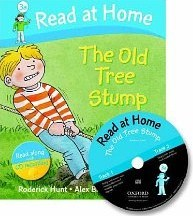 The Old Tree Stump (Read At Home: Level 3a: Book + Cd)