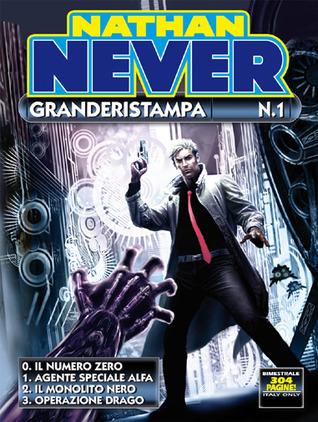 Nathan Never Granderistampa n. 1