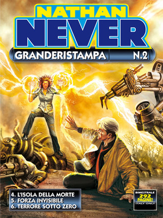 Nathan Never Granderistampa  n. 2